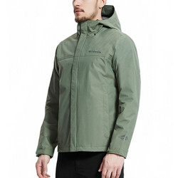 Columbia 哥伦比亚 RE1033 男款防水冲锋衣 425.55元包邮(需用券,合268元/件)