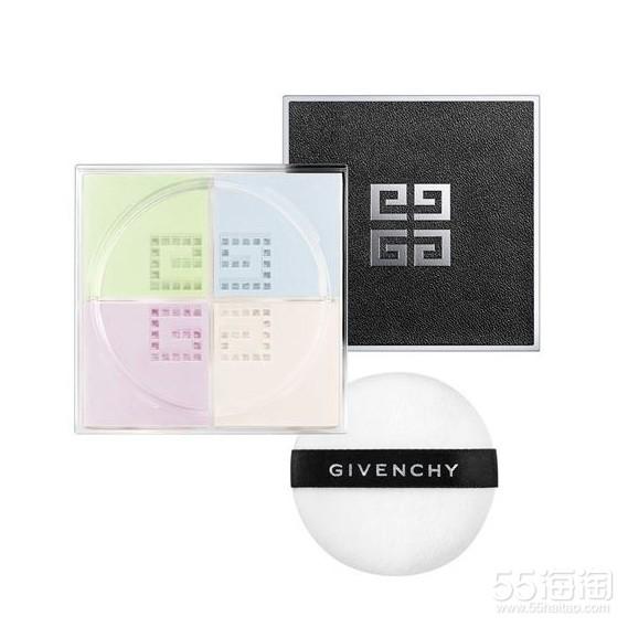 Givenchy 纪梵希 四宫格柔雾散粉 1号色 港币329.07(约289元)