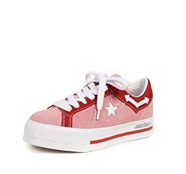 Converse x MadeMe One Star Lift 厚底运动鞋 $110(约745元)