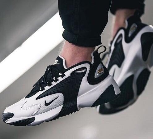 【额外8折!限时高返8%】Nike 耐克 Zoom 2K 男子运动鞋 $68(约456元)