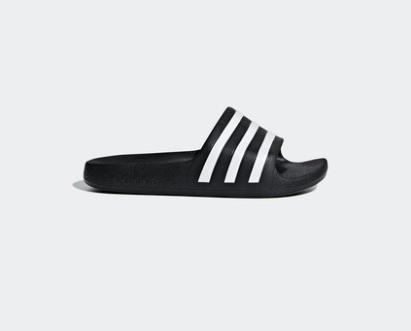 adidas 阿迪达斯 ADILETTE AQUA K F35556 小童游泳拖鞋 59元包邮(需用券)