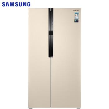 SAMSUNG 三星 RS55KBHI0SK/SC 对开门冰箱 3499元包邮(双重优惠)