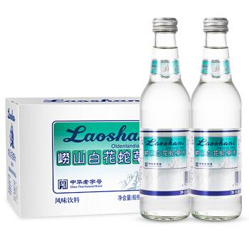崂山 白花蛇草水风味饮料 330ml*24瓶 *2件,74.1元/件
