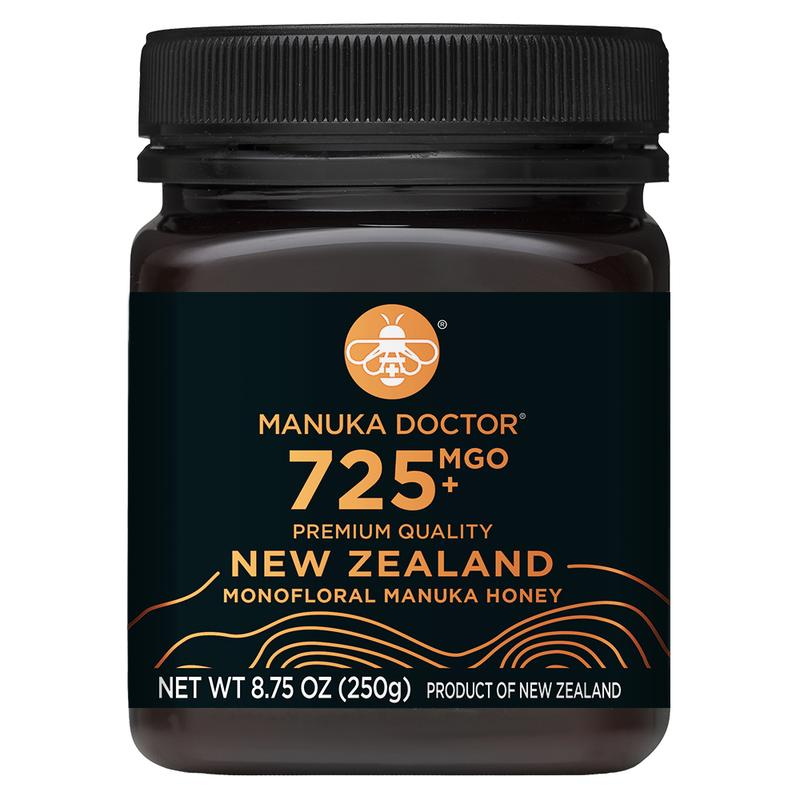 Manuka Doctor 725MGO 麦卢卡蜂蜜闪促 冰点价仅$44 立省$106